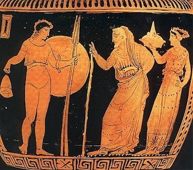 Father and Son Relationships in The Odyssey by Homer